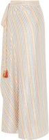 Miguelina Padma Reversible Stripe Maxi Skirt