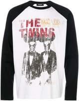 DSQUARED2 The Twins print T-shirt