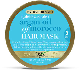 OGX Extra Strength Hydrate & Repair Argan Oil of Morocco Mask 168g