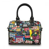 Loungefly Star Wars Comic Covers Duffle Bag