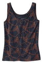L.L. Bean Signature Essential Knit Tank, Print