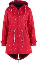 Derbe ISLAND FRIESE Waterproof jacket red