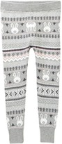 Joe Fresh Fair Isle Leggings (Toddler & Little Girls)