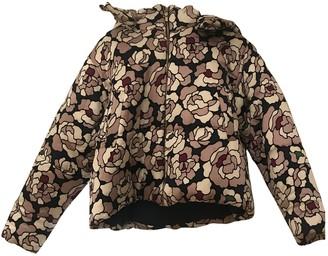 Olivia von Halle Multicolour Coat for Women