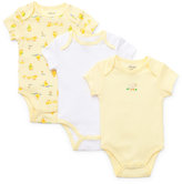Little Me Baby Girls' or Baby Boys' 3-Pack Bodysuits