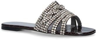 Gina Embellished Loren Slides