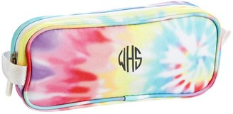 Pottery Barn Teen Gear-Up Rainbow Tie Dye Recycled Pencil Case