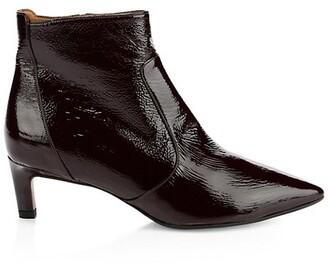 Aquatalia Marilisa Suede Ankle Boots