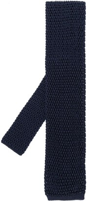 Tom Ford Chunky-Knit Silk Scarf