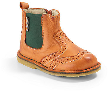 Naturino Infant's, Toddler's & Kids' Leather Chelsea Wingtip Boots