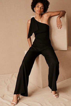 BHLDN Windham Jumpsuit By in Black Size 18