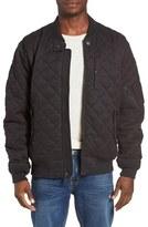 Ben Sherman Men's Quilted Flight Jacket