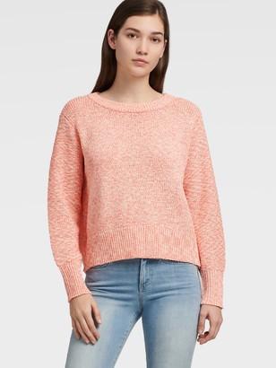 DKNY Dolman Sleeve Sweater