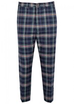Vivienne Westwood James Bond Tartan Cotton Trousers