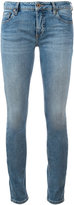 Off-White super skinny cropped jeans - women - Cotton/Polyester/Spandex/Elastane - 26