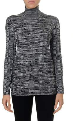 Marni Grey Virgin Wool Pullover