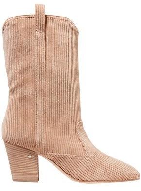 Laurence Dacade Simona Corduroy Ankle Boots