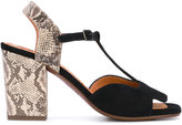 Chie Mihara Birthe sandals - women - Leather/Suede/rubber - 37