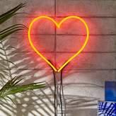 CB2 Loves Neon Red