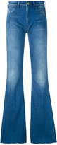Cycle flared jeans