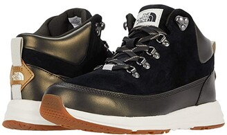 The North Face Back-To-Berkeley Redux Remtlz Lux (TNF Black/Vintage White) Women's Shoes