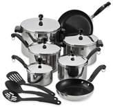 Farberware Classic SeriesTM 15-Piece Cookware Set