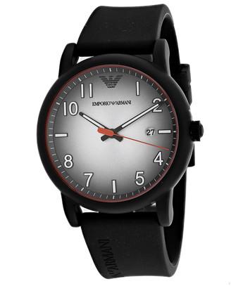 Giorgio Armani Men's Three Hand Watch