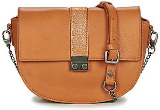 Sabrina ELSA women's Shoulder Bag in Brown