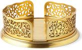 Godinger Gold-Tone Pierced Dinner Plate Holder