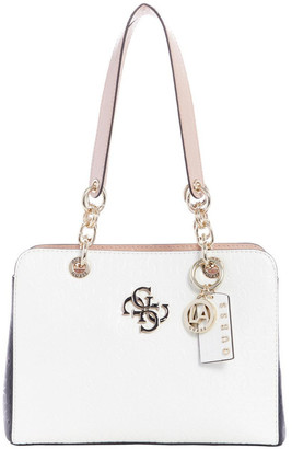 GUESS SG774606WML Chic Shine Double Handle Satchel