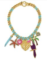 Juicy Couture Ipanema Toucan Charm Necklace