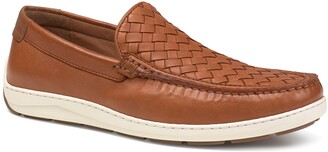 Trask Silas Moc Toe Slip-On