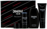 Guy Laroche Drakkar Noir Cologne Gift Set by for Men by 3.4 oz Eau De Toilette Spray + 3.4 oz After Shave Balm + 2.5 oz Deodorant Stick