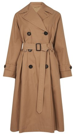 Thumbnail for your product : Max Mara Dimper Trench