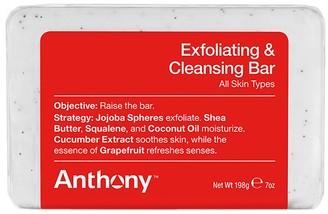 Anthony Logistics For Men Exfoliating & Cleansing Bar Soap