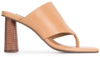 Senso Nina square-toe sandals
