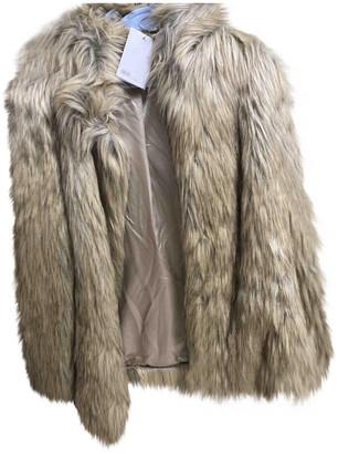 ASOS Beige Faux fur Coats