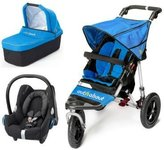 Out n About Nipper Single v4 Stroller Lagoon Blue by Out 'n' About