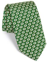 Vineyard Vines Men's 'Green Bay Packers - Nfl' Woven Silk Tie