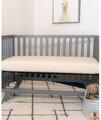 Naturepedic Organic 2-Stage Breathable Standard Crib & Toddler Mattress