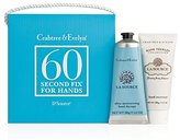 Crabtree & Evelyn 60-Second Fix for Hands, La Source, Standard