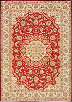 """Kathy Ireland Home Ancient Times Palace Dream 3'9"""" x 5'9"""" Area Rug"""