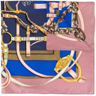 Hermes pre-owned Grand Manege scarf