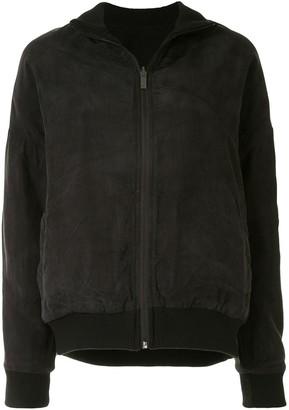 ALALA Arcs reversible bomber jacket