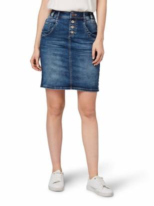 Tom Tailor Casual Women's Jeans Skirt