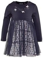Ikks Dress With Tulle Skirt