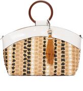 Sam Edelman Darcy Straw Handbag