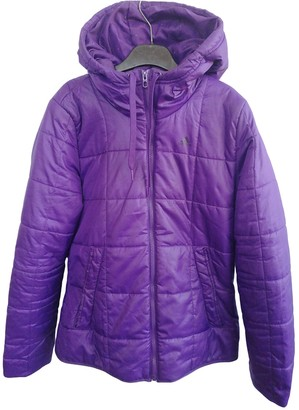 adidas Purple Coat for Women