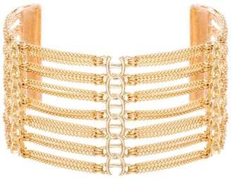 Steve Madden Multi-Chain Draped Bracelet