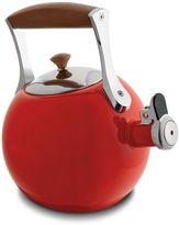 Nambe Meridian 2 qt. Enamel on Steel Tea Kettle